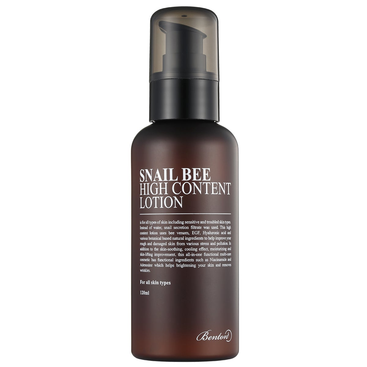 Benton Snail Bee High Content Lotion