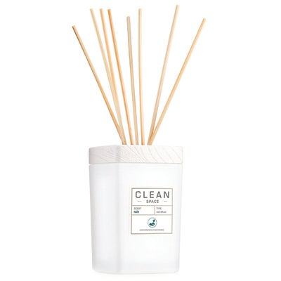 Clean Space Rain Reed Diffuser