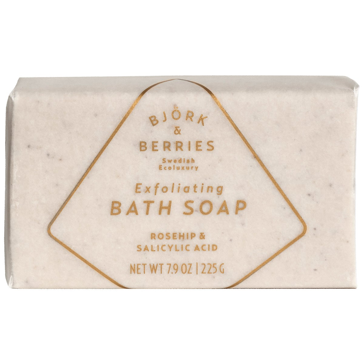 Björk & Berries Exfolitaing Bath Soap