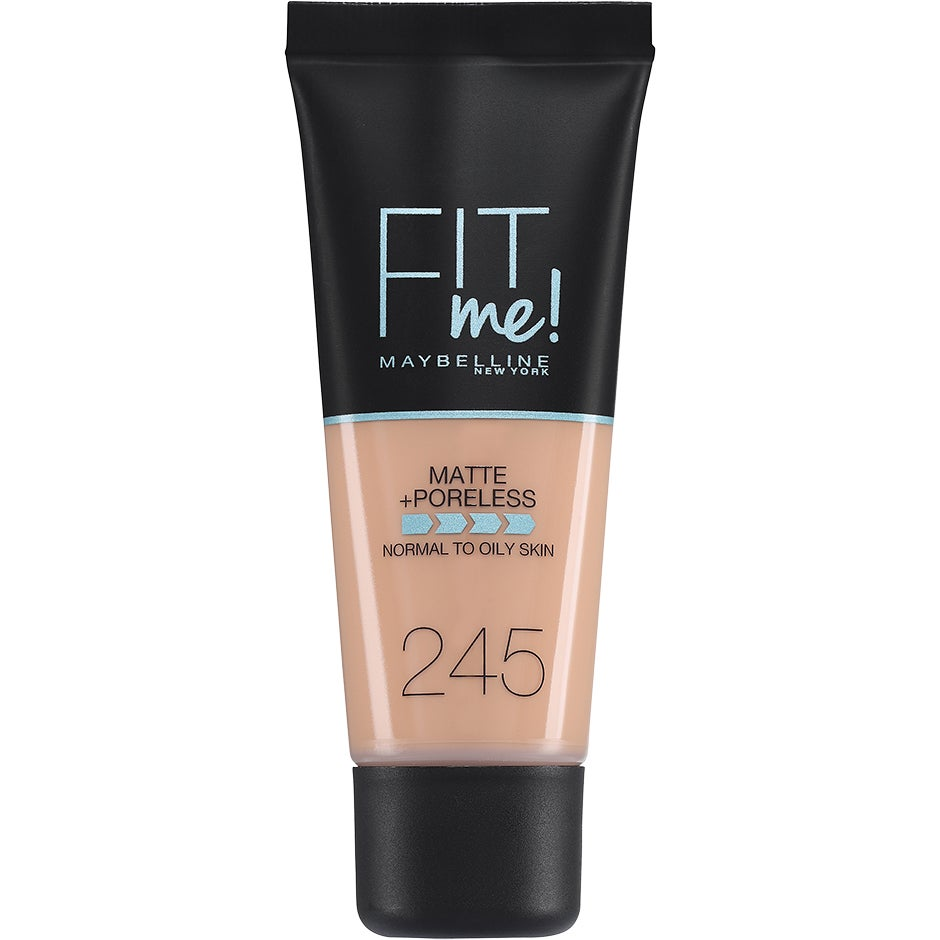Maybelline Fit Me Matte + Poreless Foundation 30 ml Maybelline Foundation