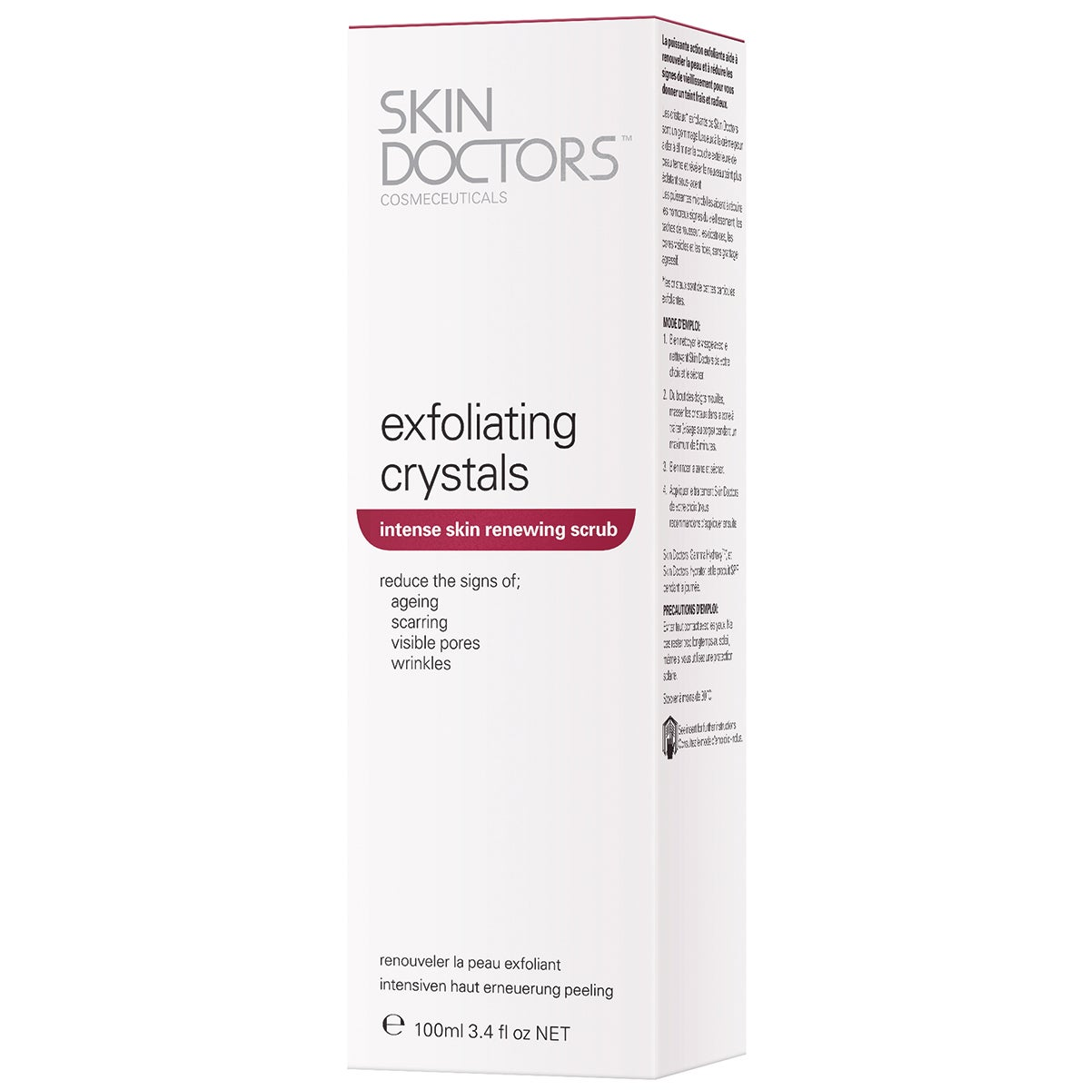 Skin Doctors Exfoliating Crystals