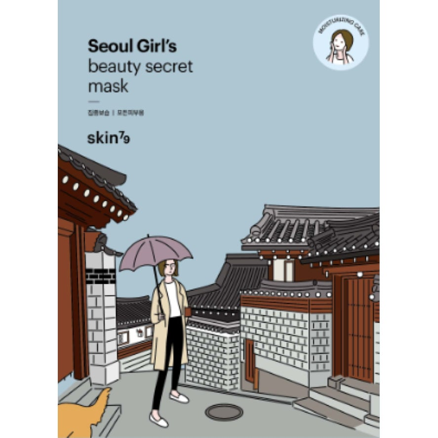Skin79 Seoul Girls Beauty Secret Moisturizing Mask