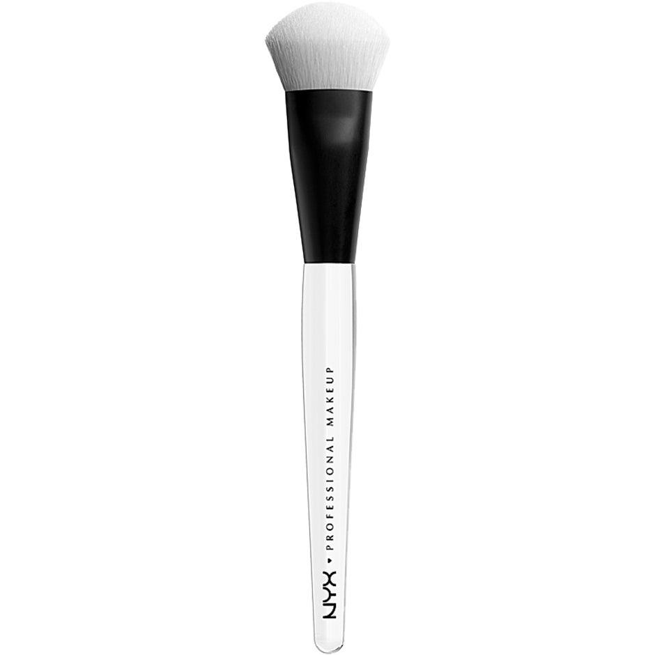 High Glass Illuminating Powder Brush NYX Professional Makeup Foundation & Puder