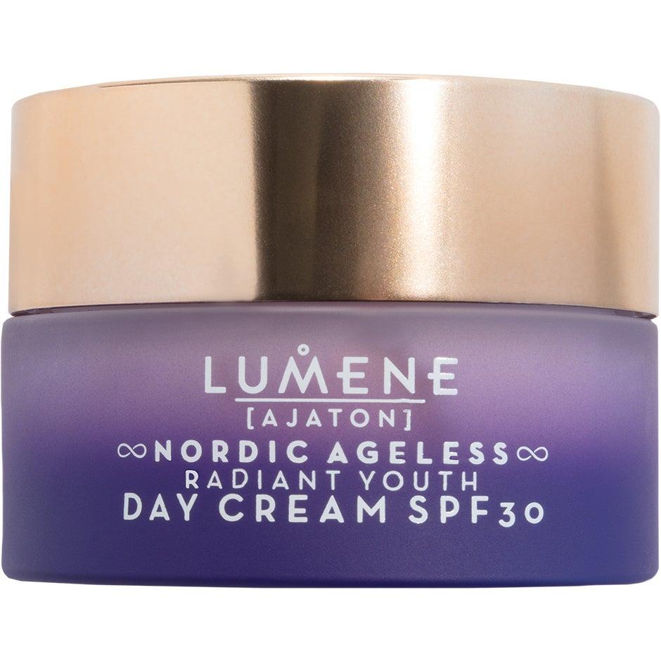 Lumene Ajaton Nordic Ageless Radiant Youth Day Cream SPF30 50 ml Lumene Dagkräm