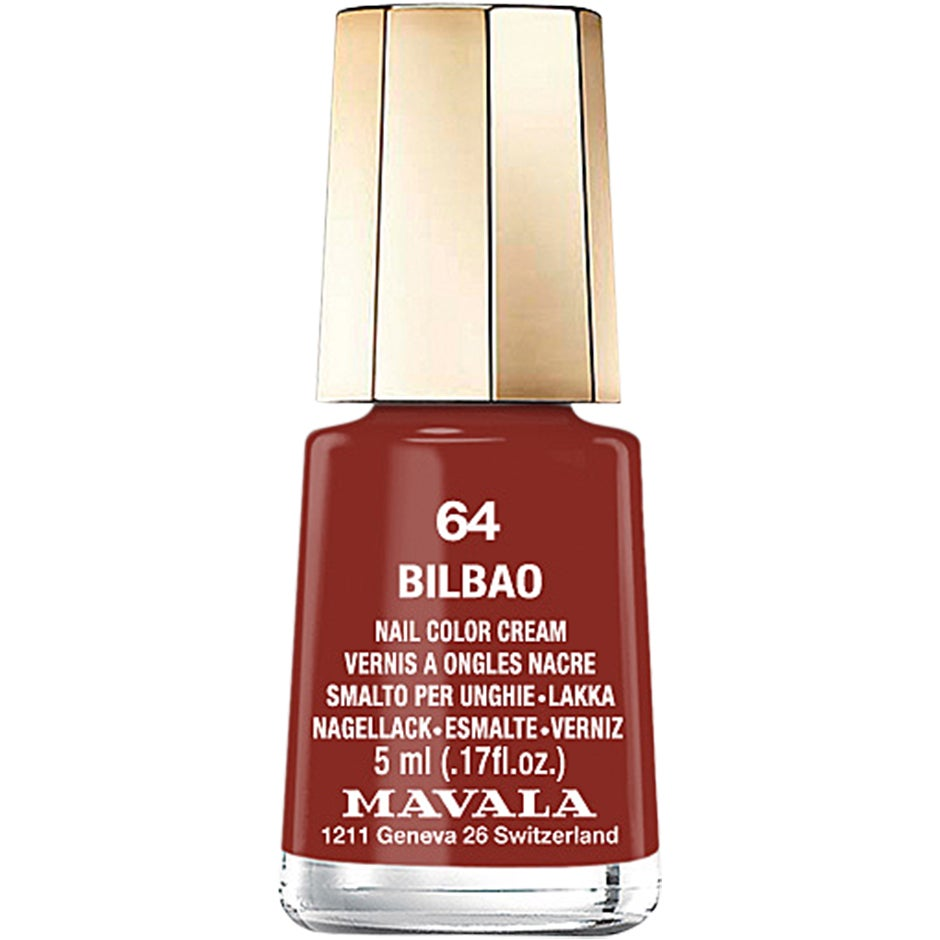 Mavala Nail Color Cream 64 Bilbao 5 ml Mavala Alla färger