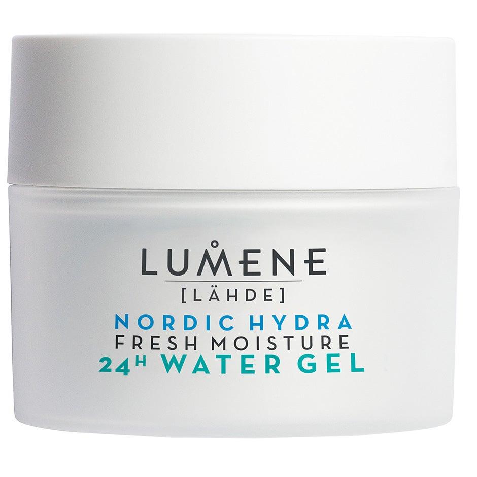 Lähde NORDIC HYDRA Fresh Moisture 24H Water Gel 50 ml Lumene Dagkräm
