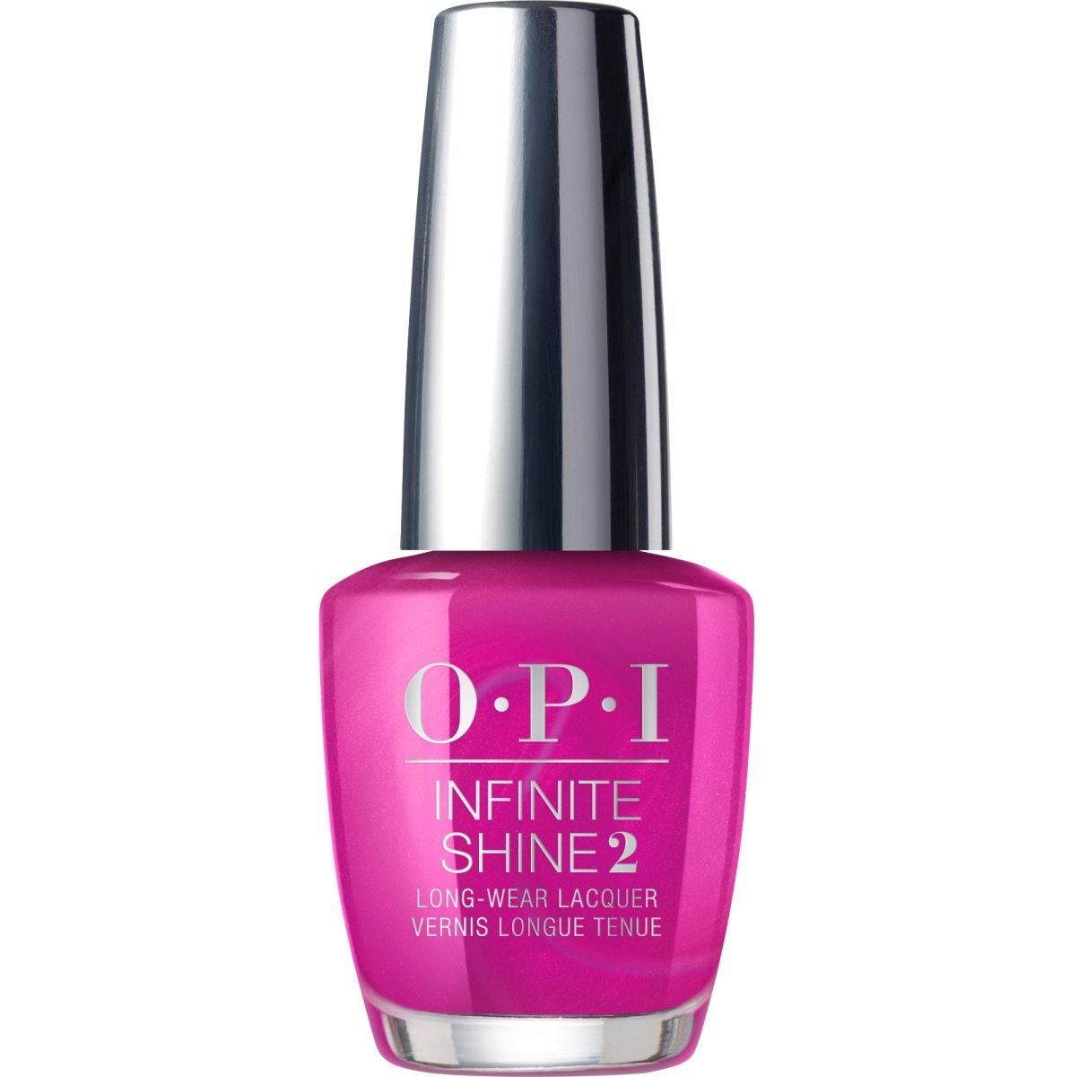 Infinite Shine 15 ml OPI Rosa & Röd