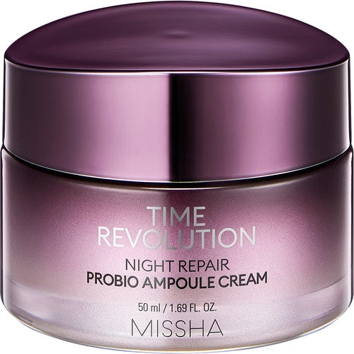 MISSHA Time Revolution Night Repair Probio Ampoule Cream