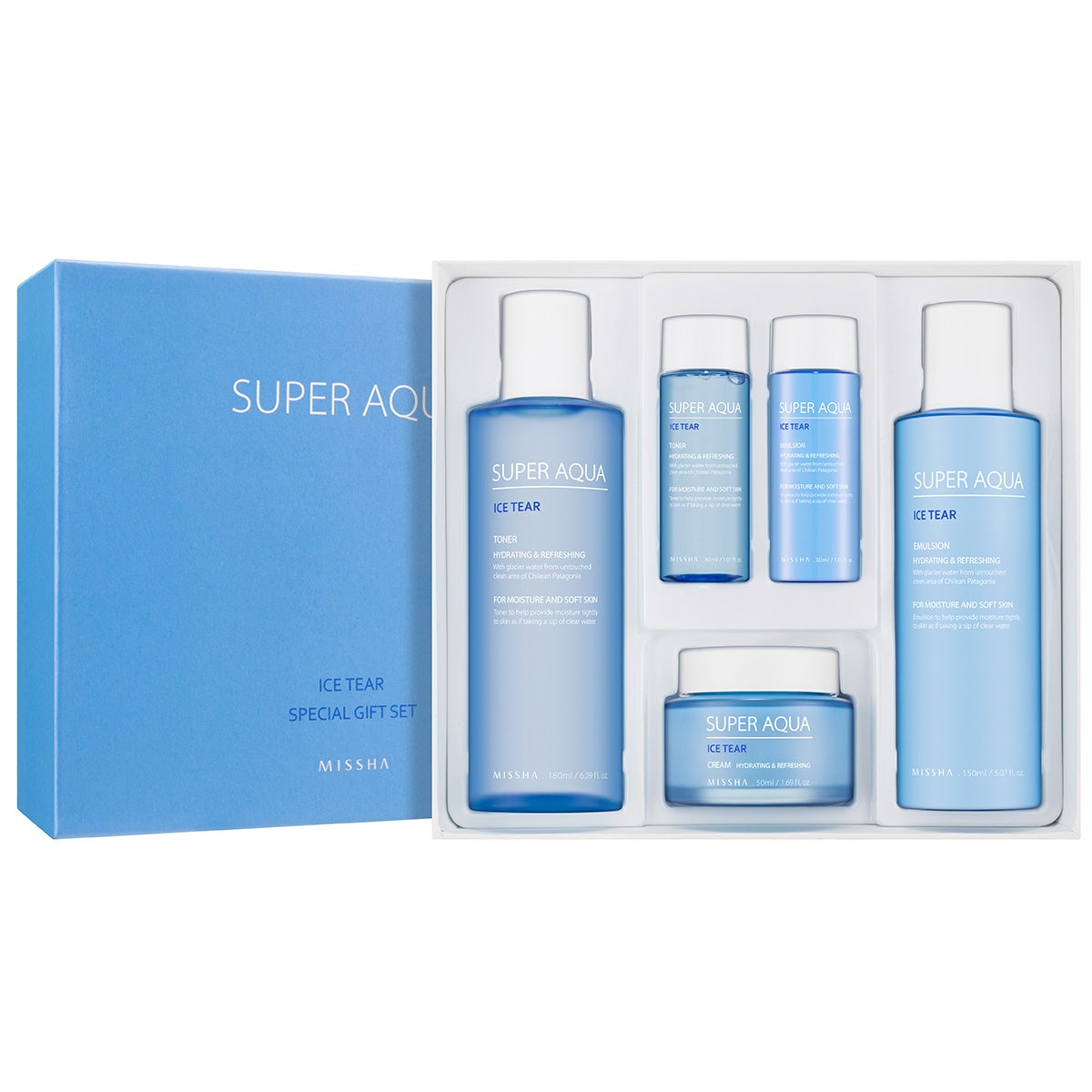 MISSHA Super Aqua Ice Tear Special Set