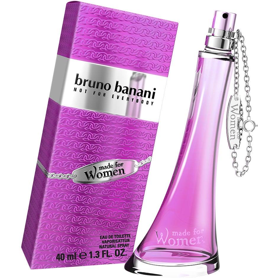 Made For Women EdT 40 ml Bruno Banani Dofter
