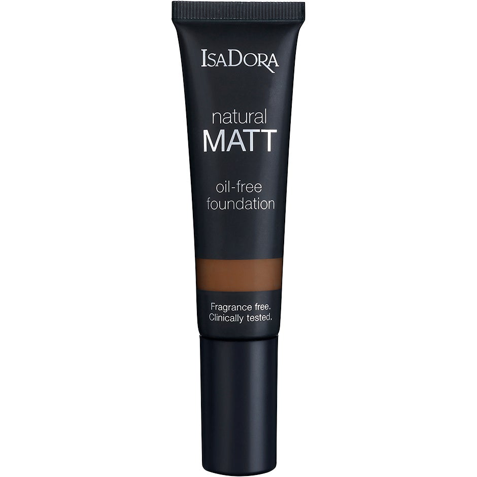 IsaDora Natural Matt Oil-Free Foundation 35 ml IsaDora Foundation