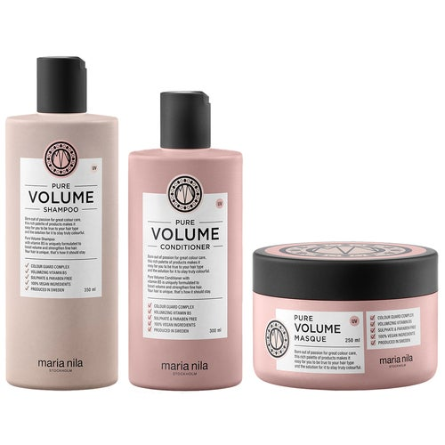Maria Nila Maria Nila Care Pure Volume Trio