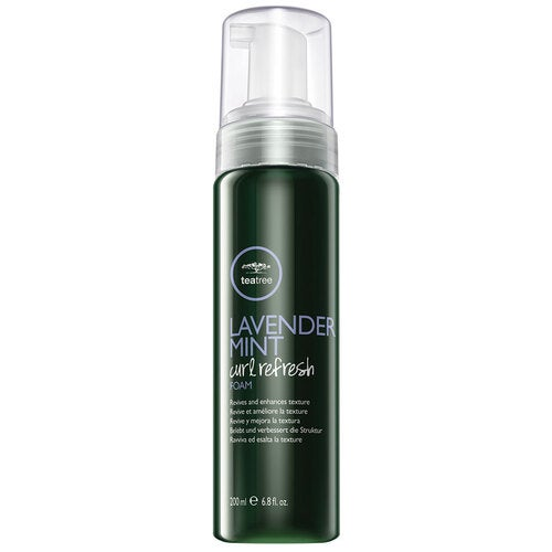 Paul Mitchell Tea Tree Lavender Mint Curl Refresh Foam