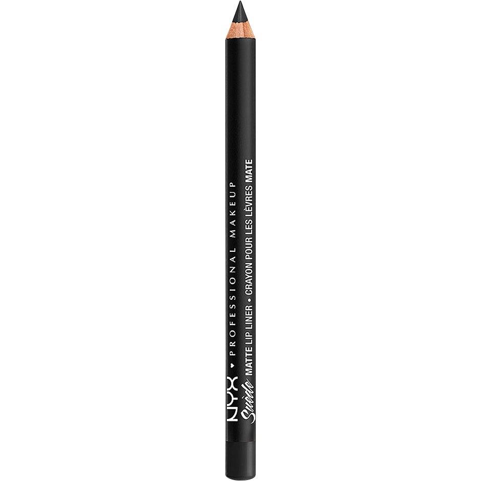 Suede Matte Lip Liner NYX Professional Makeup Läppenna