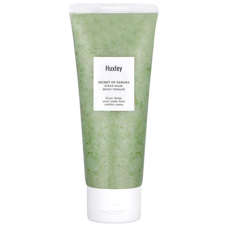 Scrub Mask; Sweet Therapy 120 g Huxley Ansiktspeeling
