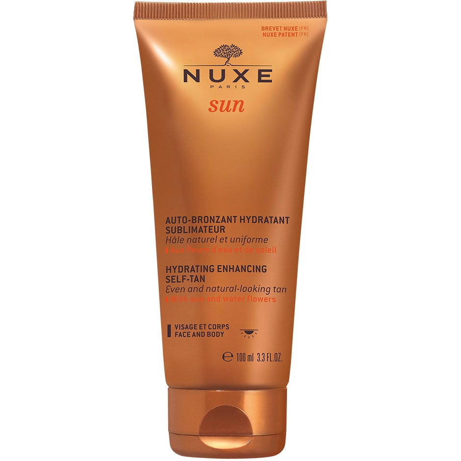 Sun Silky Self Face & Body 100 ml Nuxe Bronzing