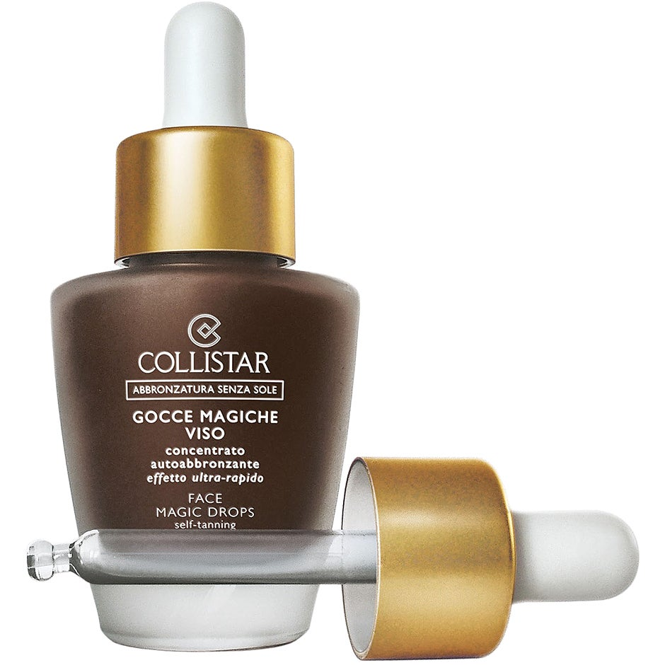 Collistar Face Magic Drops Self Tanning Concentrate 30 ml Collistar Brun Utan Sol