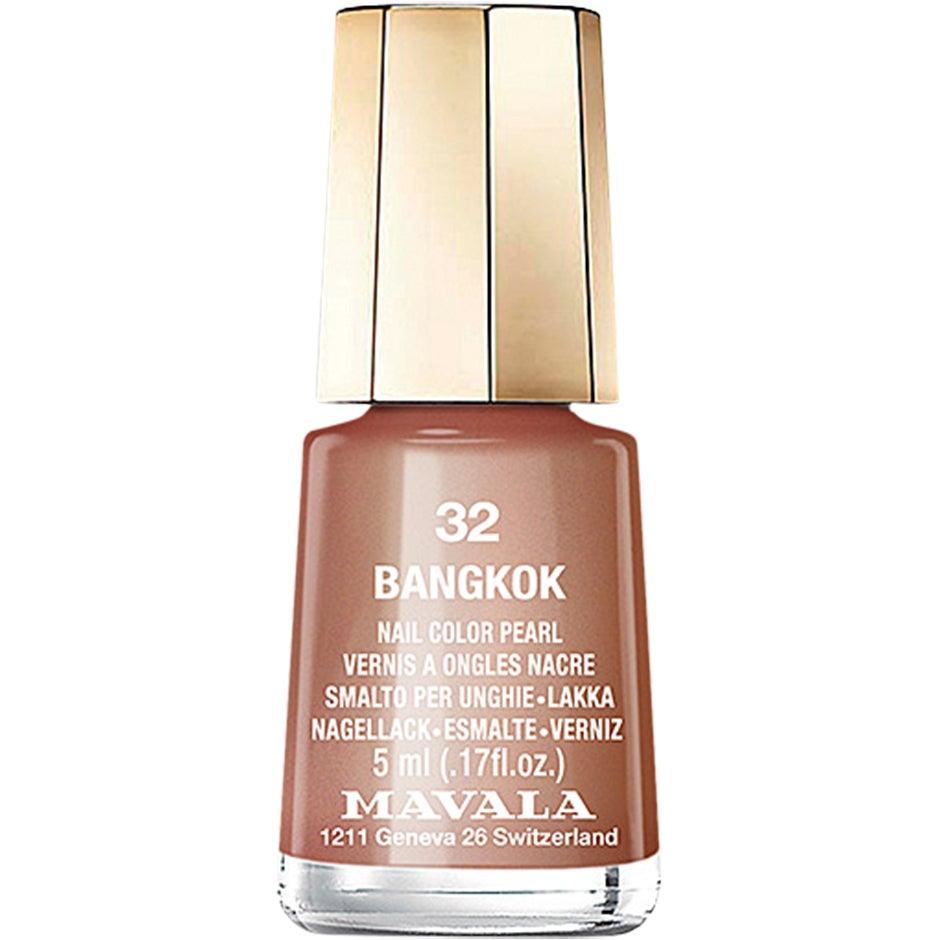 Mavala Nail Color Pearl 32 Bangkok 5 ml Mavala Alla färger