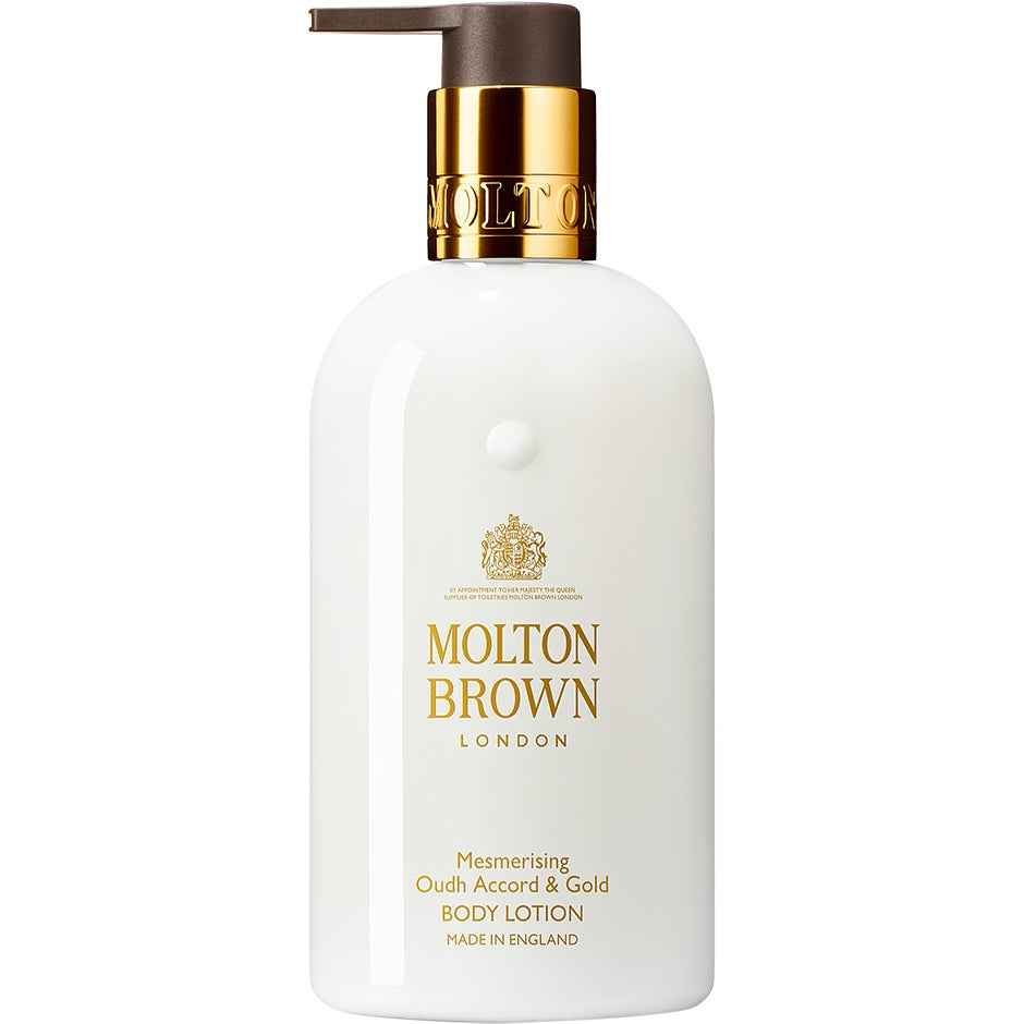 Oudh Accord & Gold Body Lotion 300 ml Molton Brown Kroppslotion
