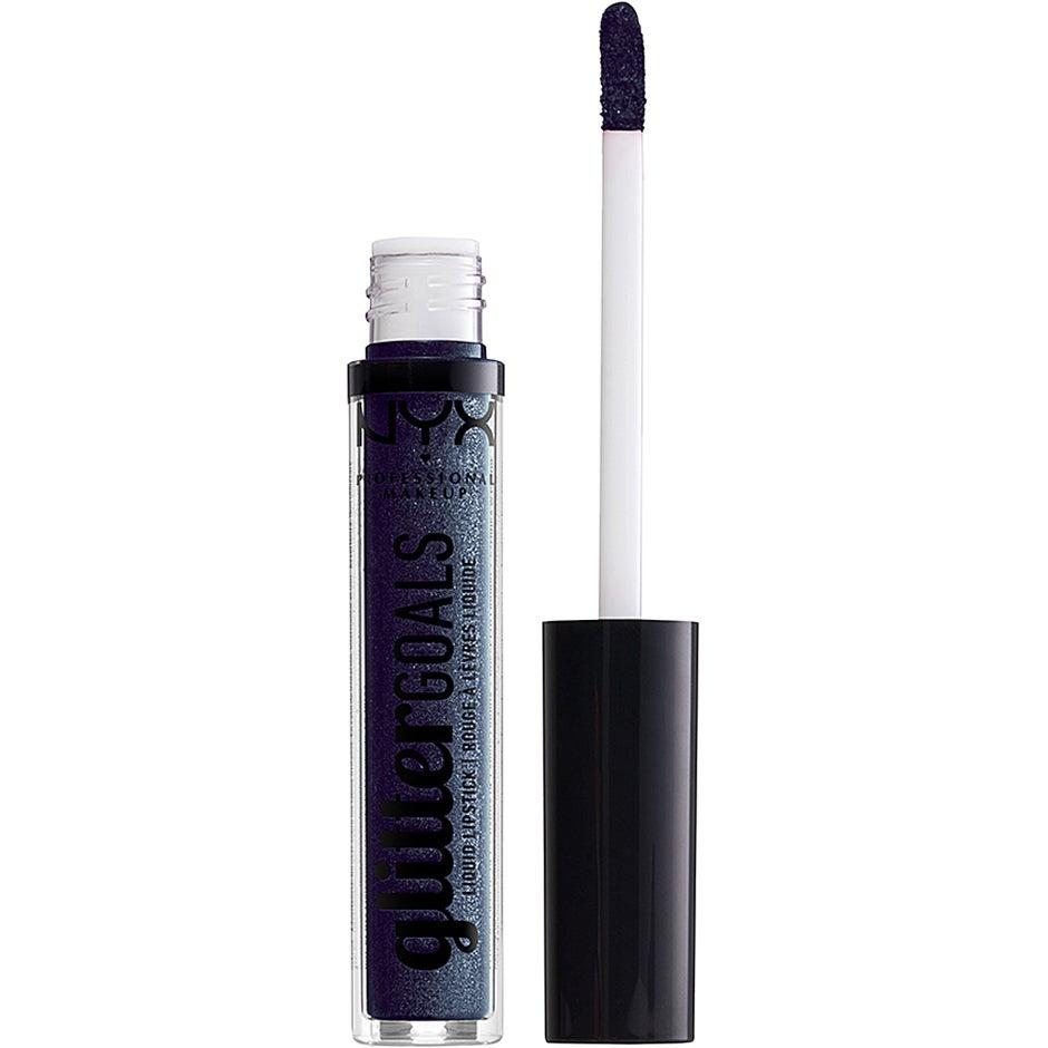 Glitter Goals Liquid Lipstick NYX Professional Makeup Läppstift