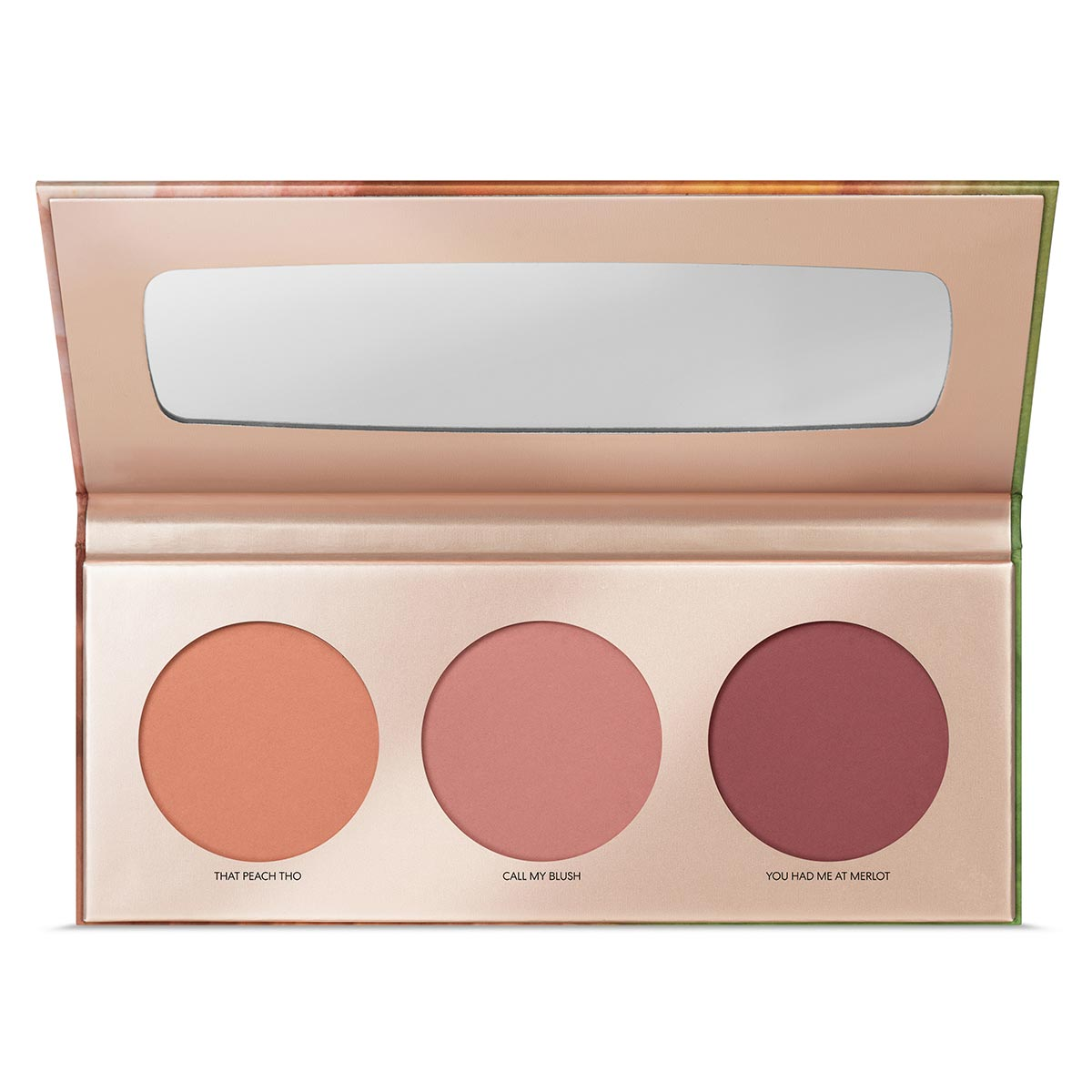 bareMinerals Desert Bloom Gen Nude Mini Blush Trio Palette