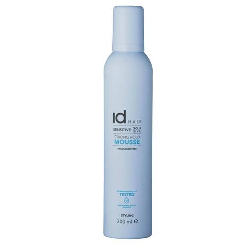 IdHAIR Sensitive Xclusive Strong Hold Mousse