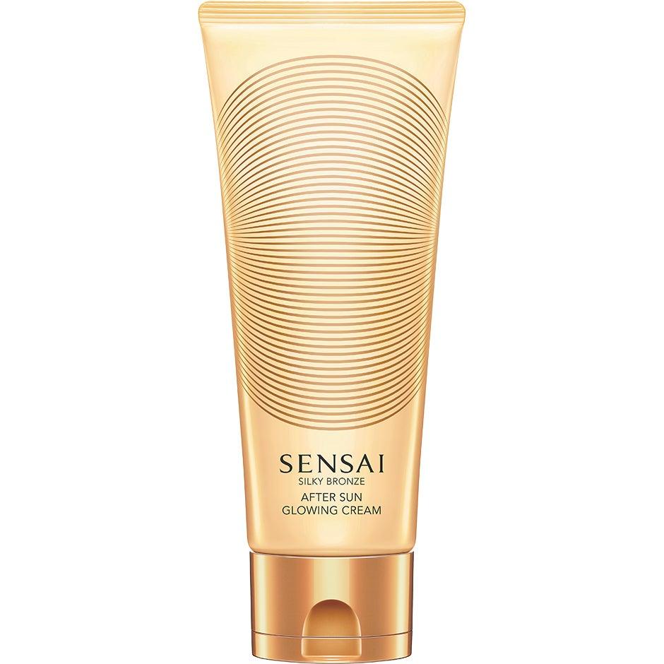 Silky Bronze After Sun Glowing Cream Sensai Aftersun