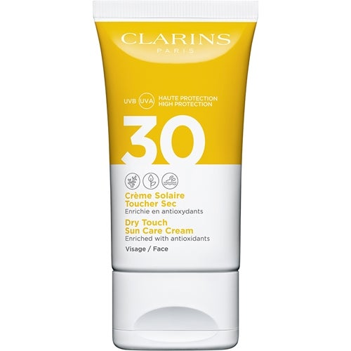 Clarins Dry Touch Sun Care Cream For Face