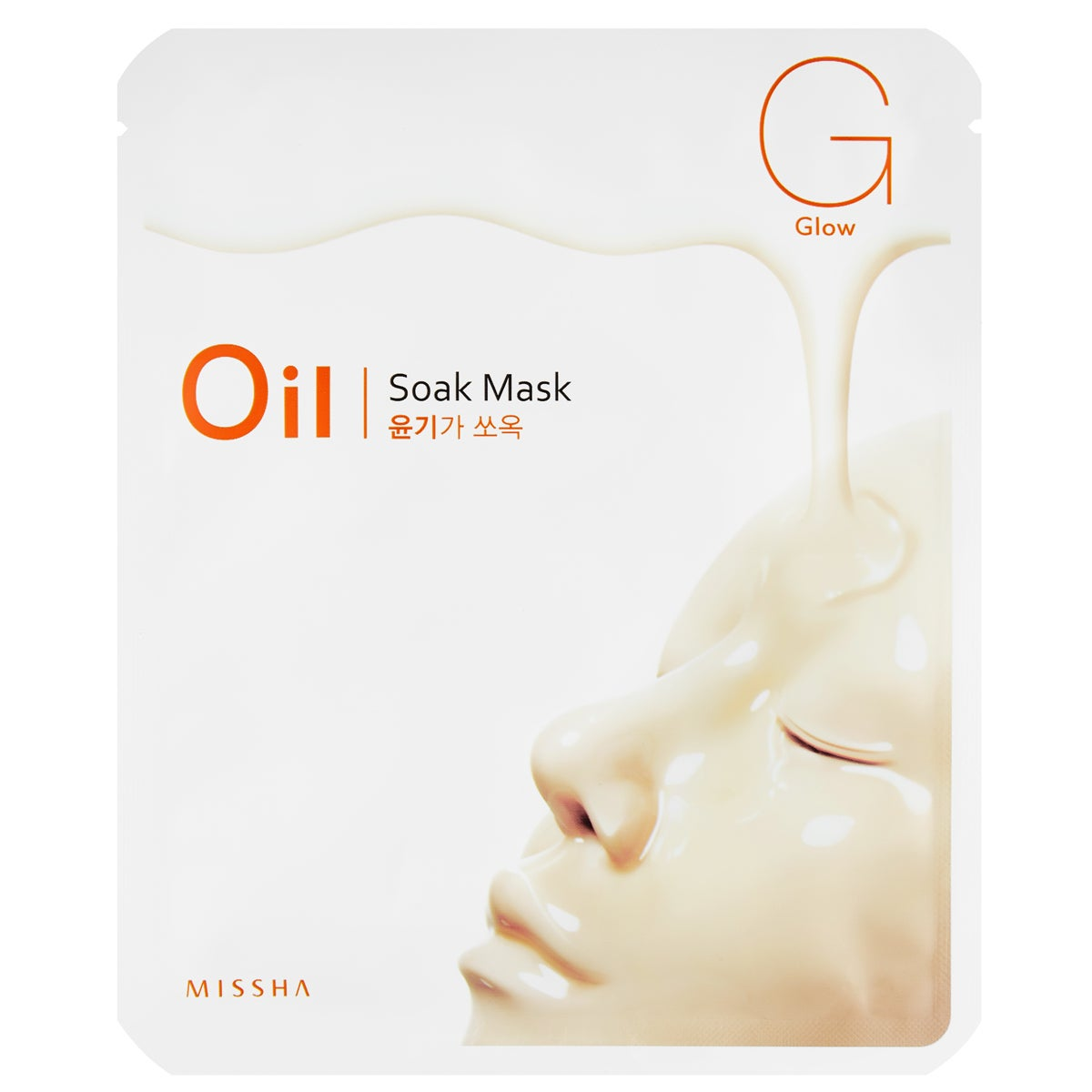 MISSHA Oil-Soak Mask [Glow]