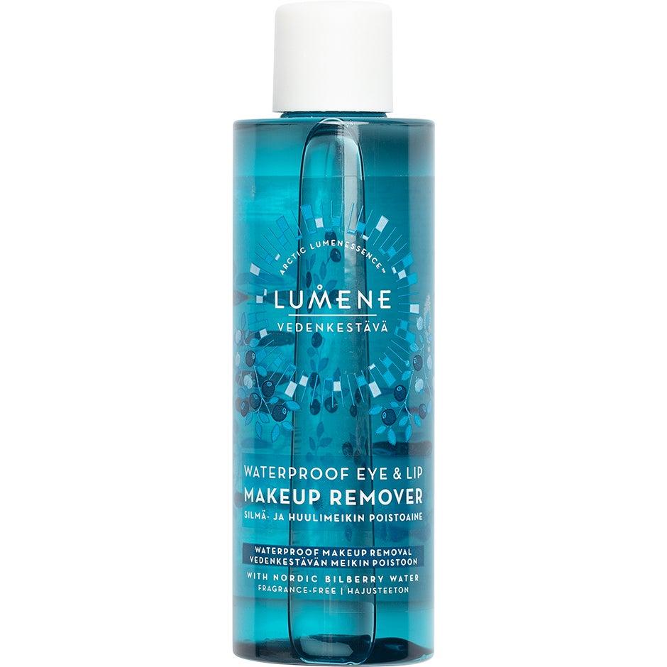 VEDENKESTÄVÄ Waterproof Eye & Lip Makeup Remover Lumene Remover
