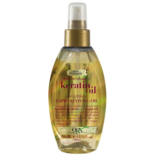OGX Keratin Weightless Reviving Oil