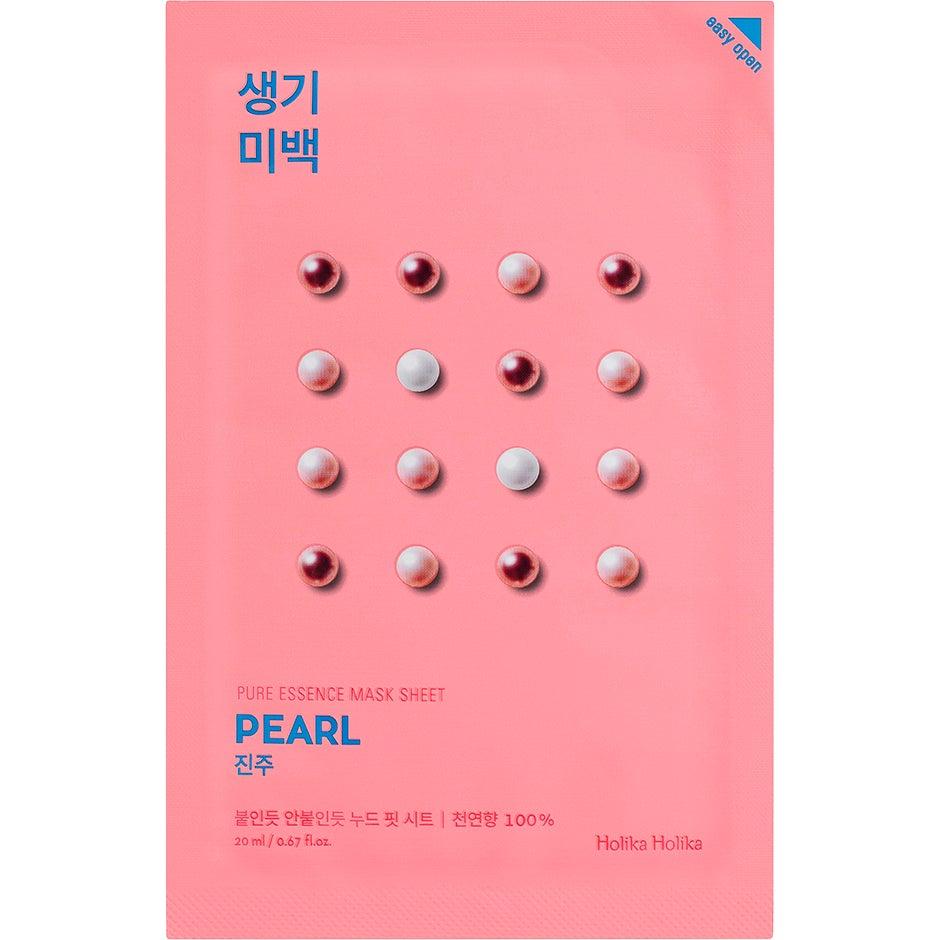 Holika Holika Pure Essence Mask Sheet – Pearl Holika Holika K-Beauty