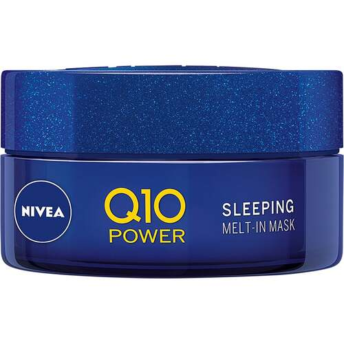 Nivea Q10 Sleeping Melt-in Mask