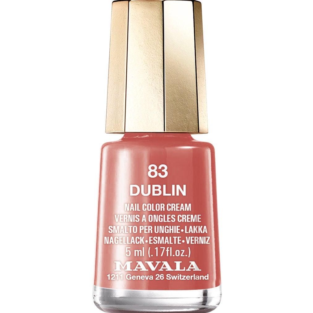Nail Color Cream 83 Dublin 5 ml Mavala Alla färger