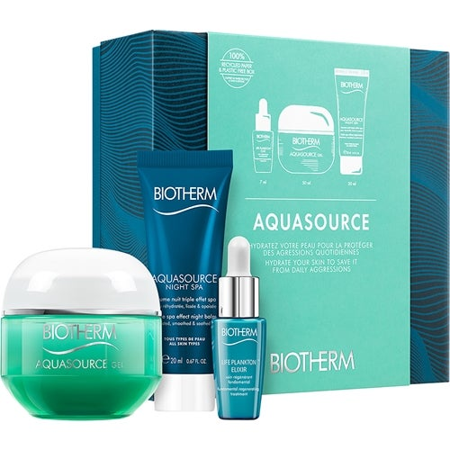 Biotherm Aquasource Gel Normal Skin Set