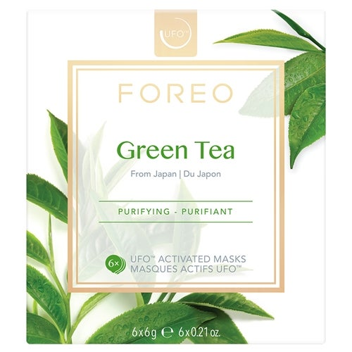 Foreo UFO Mask Natural Collection Green Tea