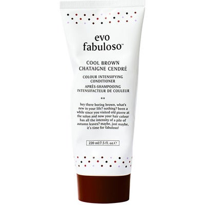 evo Fabuloso Cool Brown Color Intensifying Conditioner