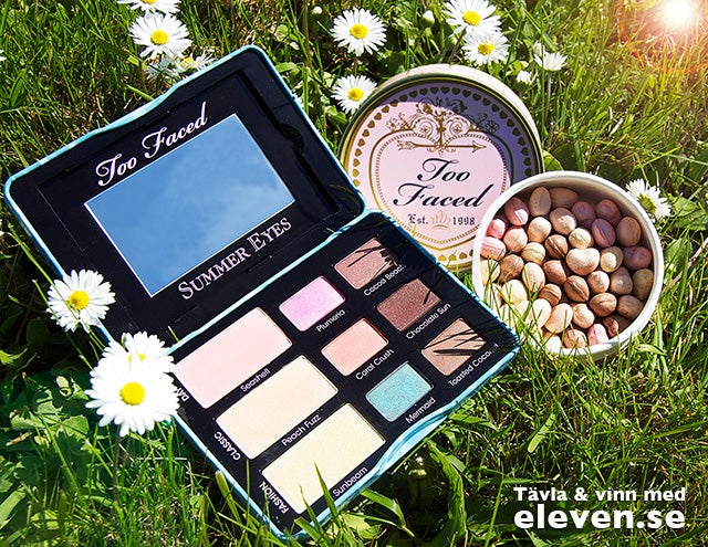 Tävla om Too Faced-produkter!