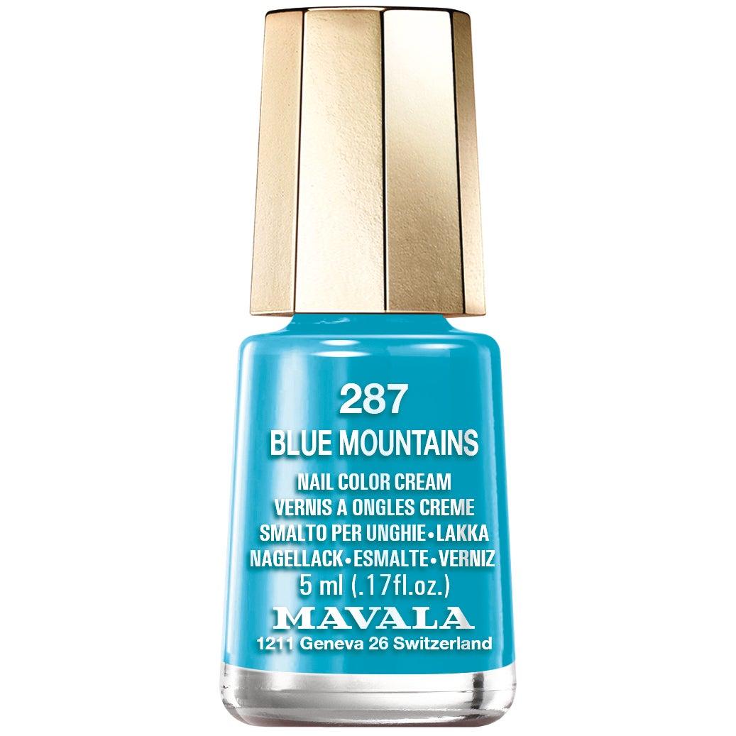 Nail Color Cream, 287 Blue Mountains,  5 ml Mavala Alla färger