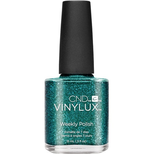 CND Vinylux Starstuck Emerald Lights