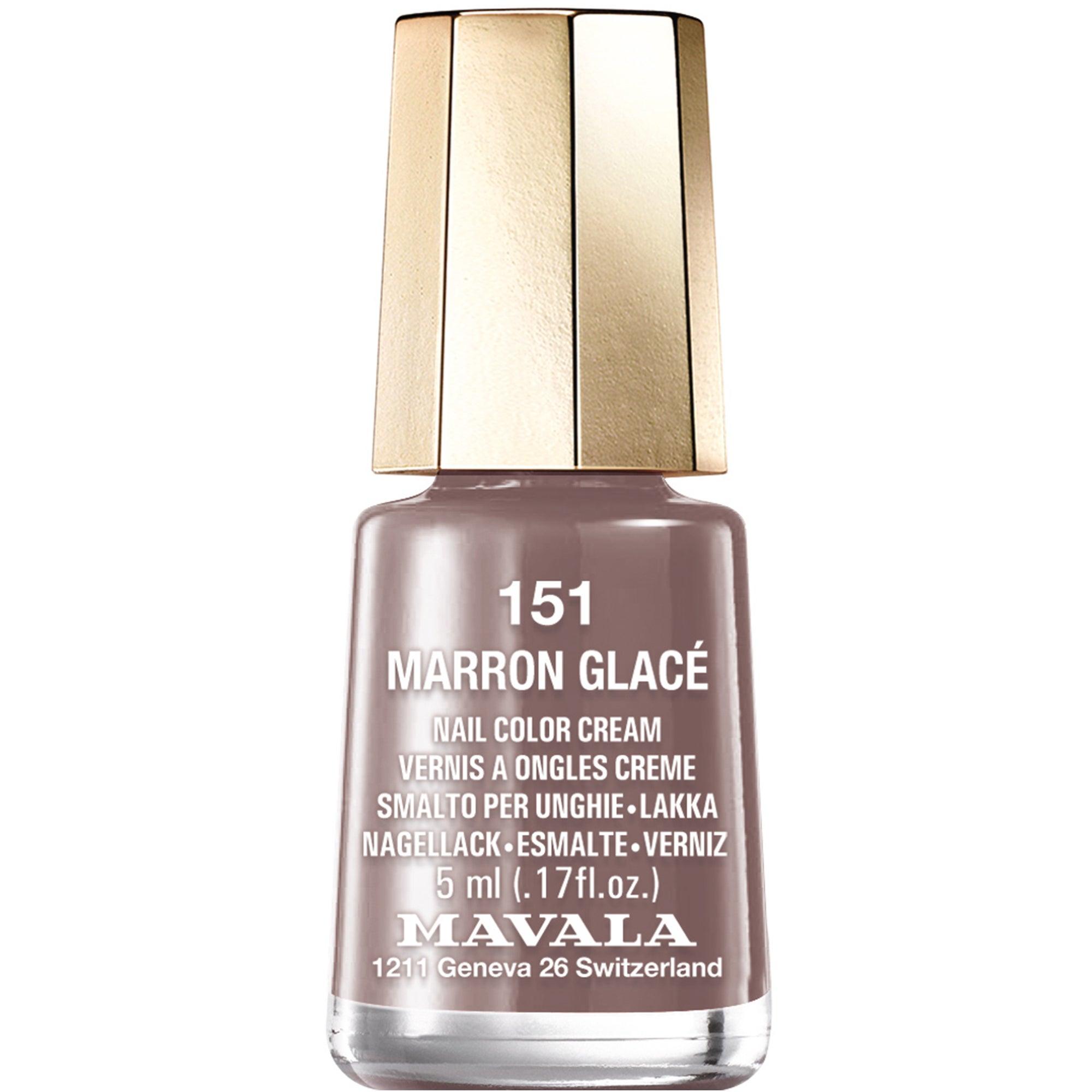 Mavala Nail Color Cream 151 Marron Glacé 5 ml Mavala Alla färger