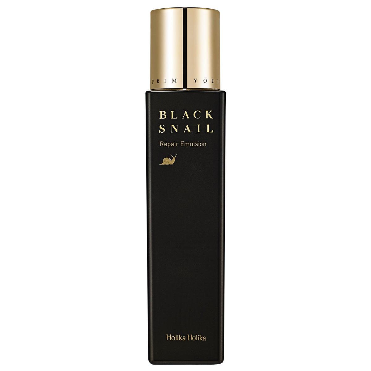 Prime Youth Black Snail Repair Emulsion Holika Holika K-Beauty