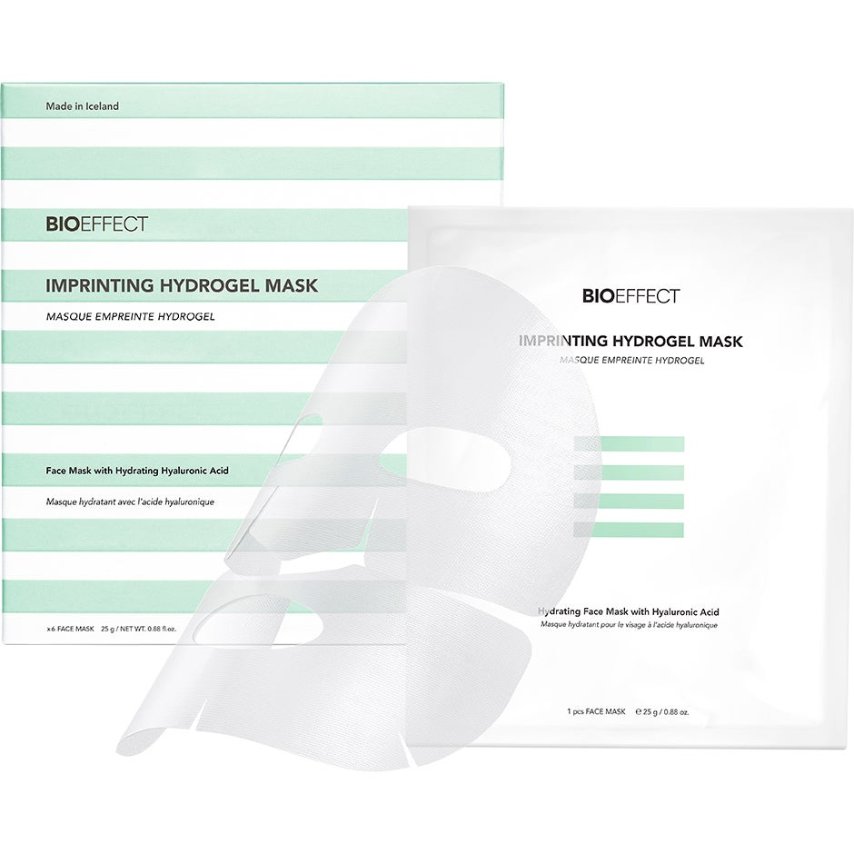 Imprinting Hydrogel Mask 150 ml Bioeffect Sheet Masks
