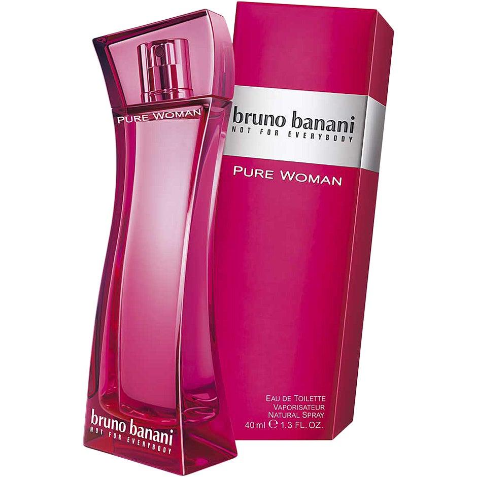 Bruno Banani Pure Woman EdT 40 ml Bruno Banani Dofter