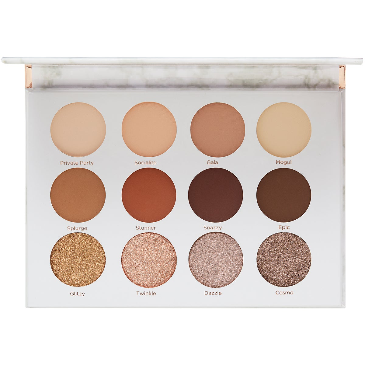 PÜR Soiree Diaries Palette