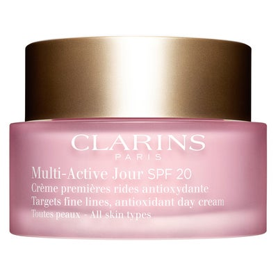 Clarins Multi-Active Jour SPF 20 for All Skin Types