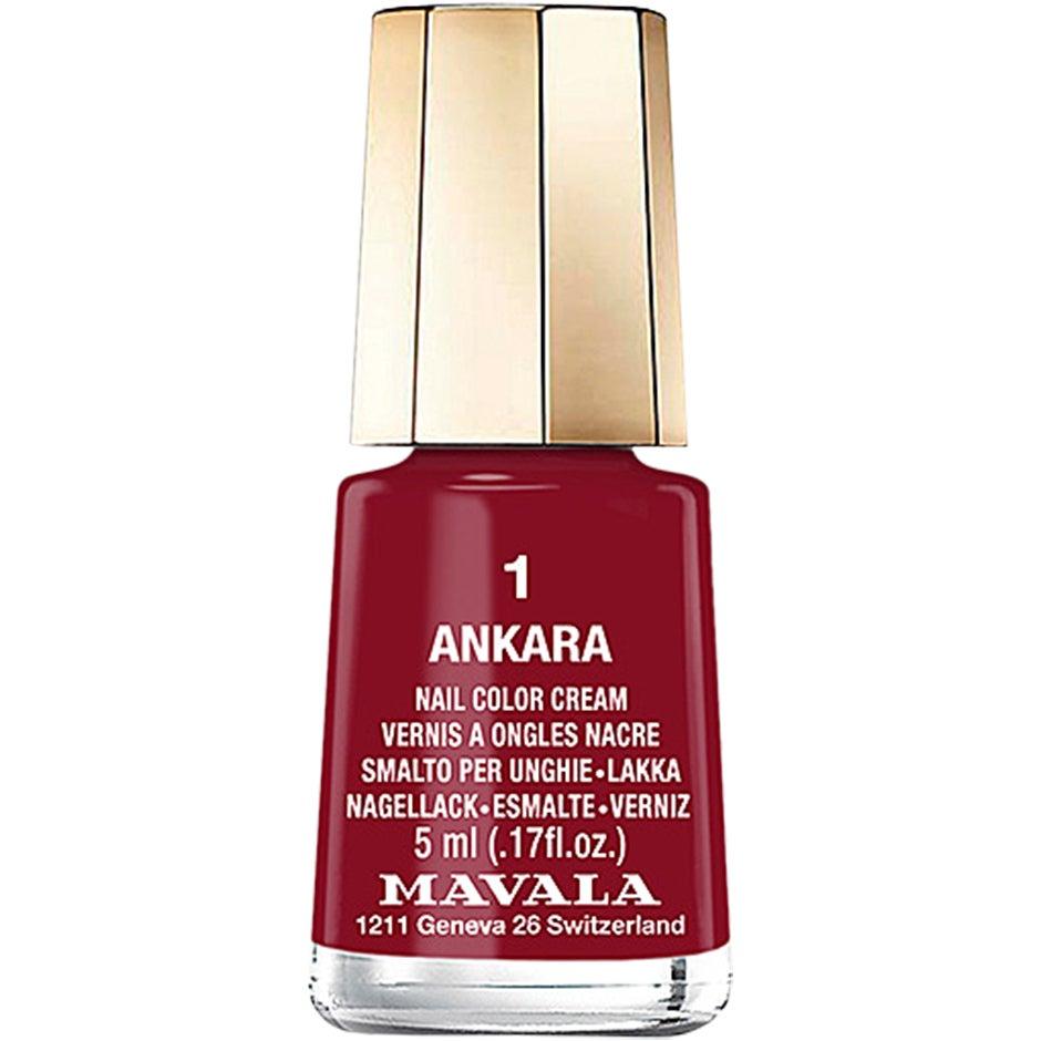 Mavala Nail Color Cream 1 Ankara 5 ml Mavala Alla färger