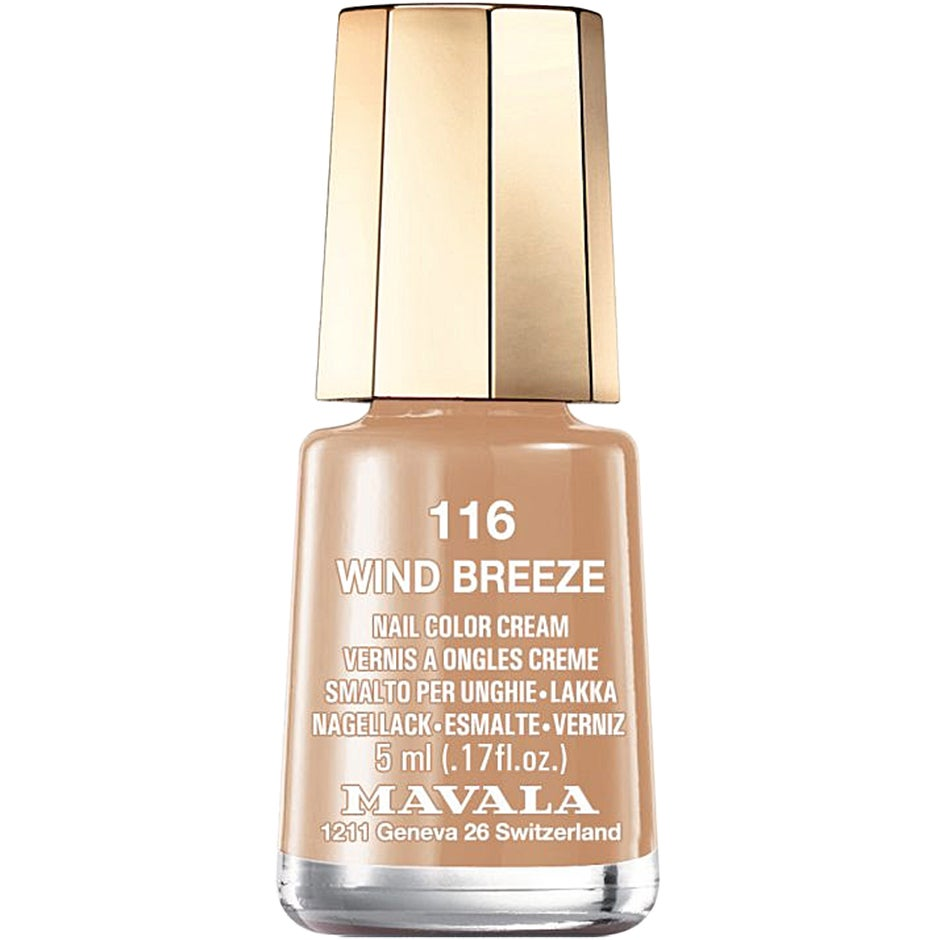 Mavala Nail Color Cream 116 Wind Breeze 5 ml Mavala Alla färger
