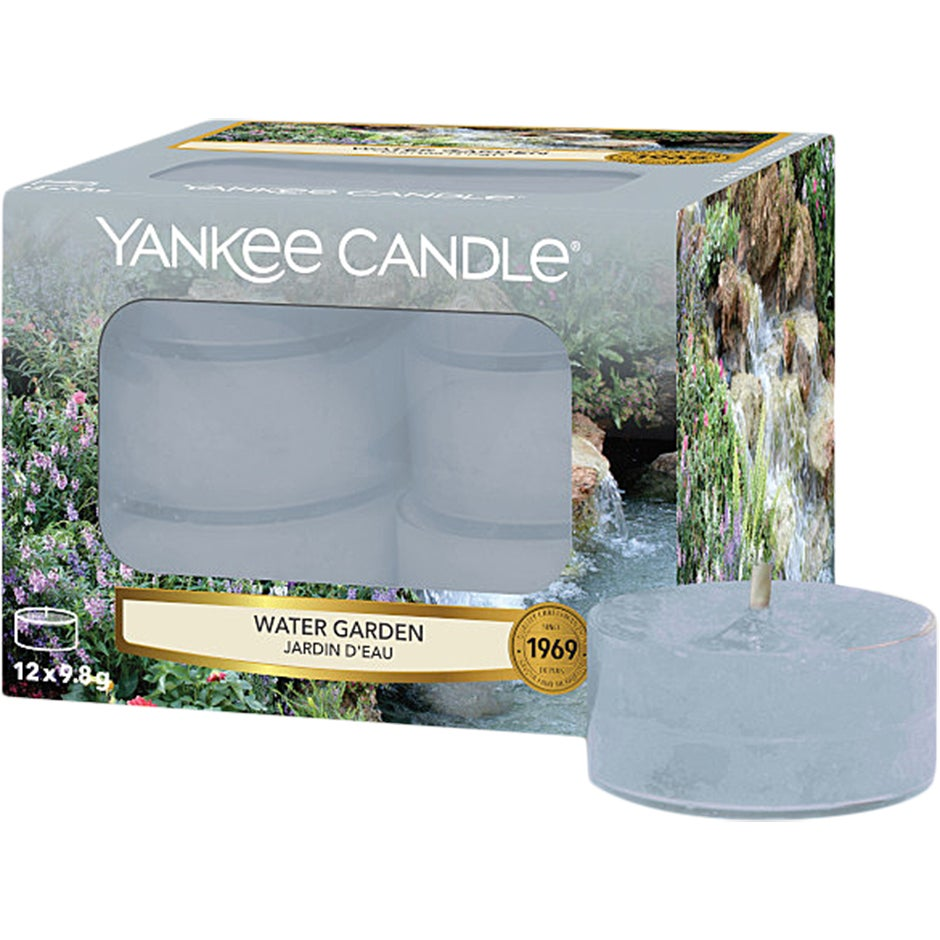Classic Large – Water Garden Yankee Candle Doftljus
