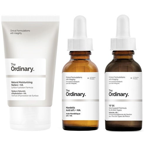 The Ordinary The Ordinary Set of Actives - Sensitive Skin